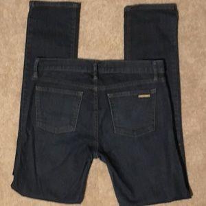 Juicy Couture Dark Wash Skinny Jeans